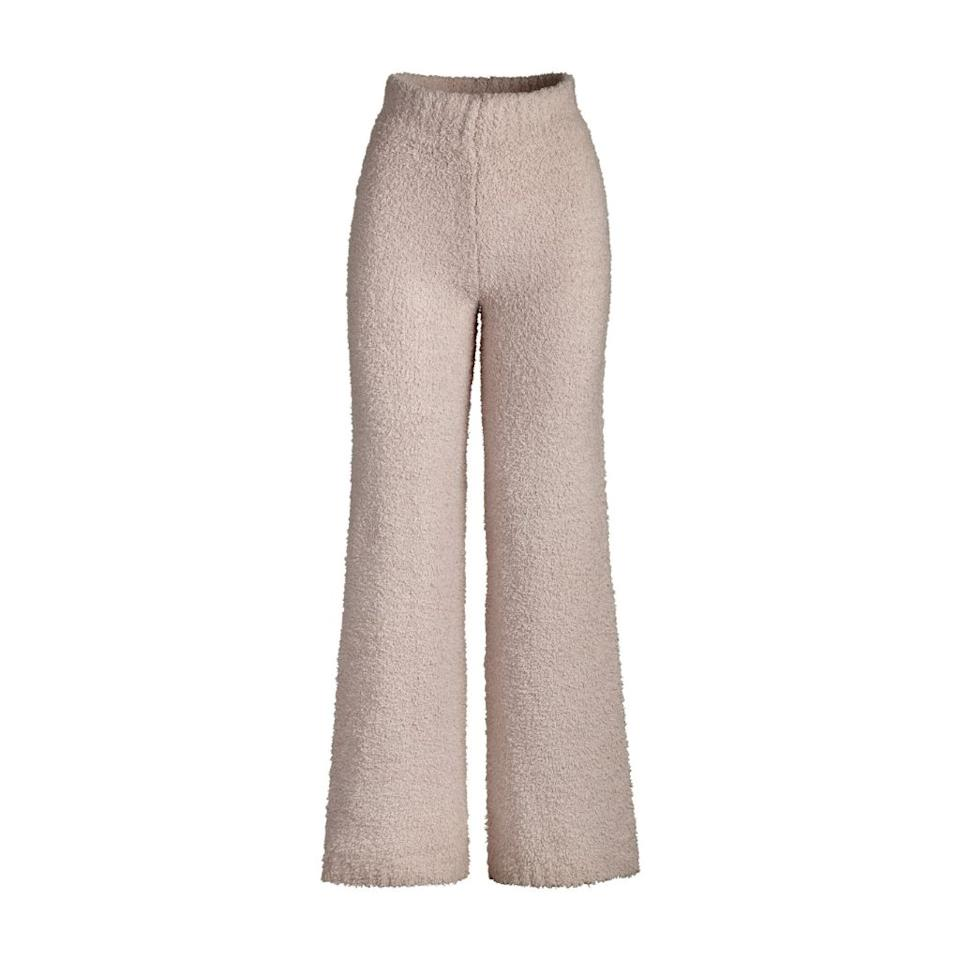 skims, skims knit pant, fall 2020 trends, fashion trends, knit set