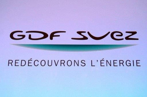 French utility GDF Suez first-half profit up