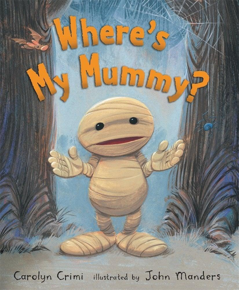 <p>Oh, no! This little mummy has lost his mummy! <span><strong>Where's My Mummy?</strong></span> ($7, originally $8) follows this little guy as he heads out for one last game of hide and seek and gets a bit lost. With a slightly suspenseful story and lots of comical illustrations, this spook-tastic book is fun for the whole family.</p>