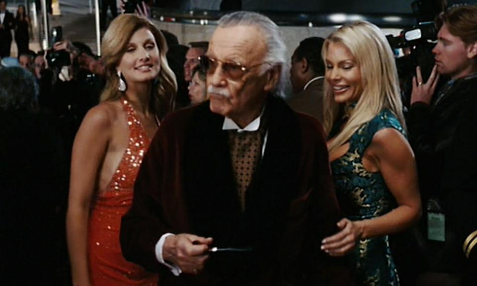 <p>The Marvel Comics legend co-created some of the most famous superheroes in the world including Spider-Man, the Fantastic Four, and the X-Men. He appeared in every Marvel superhero movie for over 30 years but died on November 12 from heart failure. </p>
