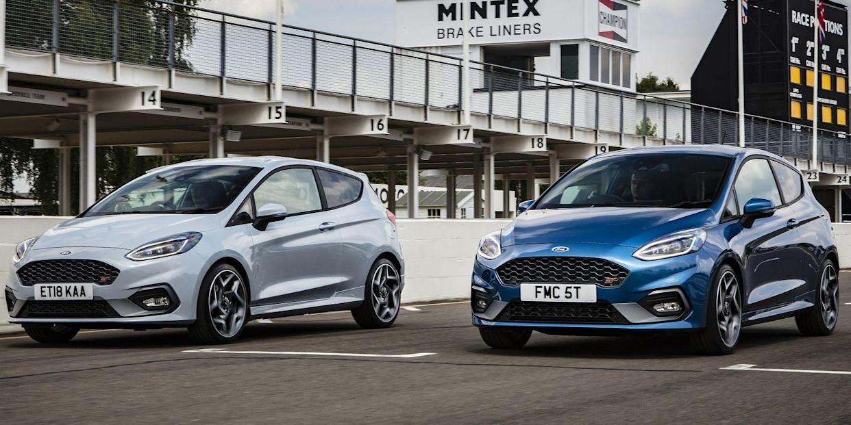 The New Ford Fiesta ST Has a Smaller Engine, Is Even More Fun