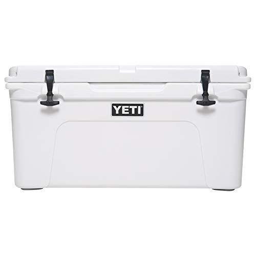 """<p><strong>Yeti</strong></p><p>amazon.com</p><p><strong>$349.98</strong></p><p><a href=""""https://www.amazon.com/dp/B004SC8V5C?tag=syn-yahoo-20&ascsubtag=%5Bartid%7C1782.g.32885285%5Bsrc%7Cyahoo-us"""" rel=""""nofollow noopener"""" target=""""_blank"""" data-ylk=""""slk:BUY NOW"""" class=""""link rapid-noclick-resp"""">BUY NOW</a></p><p>Trendy brands don't always create the most effective or durable products—but Yeti is the exception. Two-inch-thick foam-insulated walls will keep everything inside cool. Plus, it's certified as """"<a href=""""http://igbconline.org/wp-content/uploads/2020/02/200220_Certified_Products_List.pdf"""" rel=""""nofollow noopener"""" target=""""_blank"""" data-ylk=""""slk:grizzly-resistant"""" class=""""link rapid-noclick-resp"""">grizzly-resistant</a>,"""" in case an unwanted visitor comes by your campsite while you're not around.</p>"""