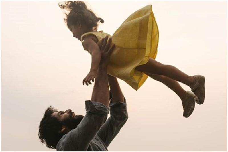 Shahid Kapoor's Blissful Pic with Daughter Misha is Fatherhood Goals