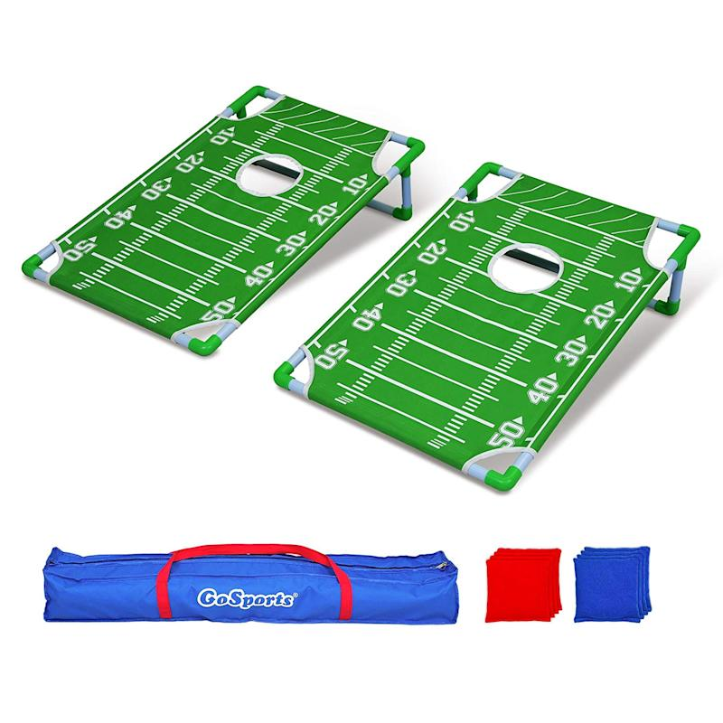 GoSports Portable Cornhole. (Photo: Amazon)