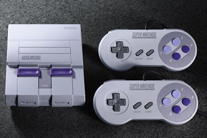 If you can find the SNES Classic, then you'd better buy it.