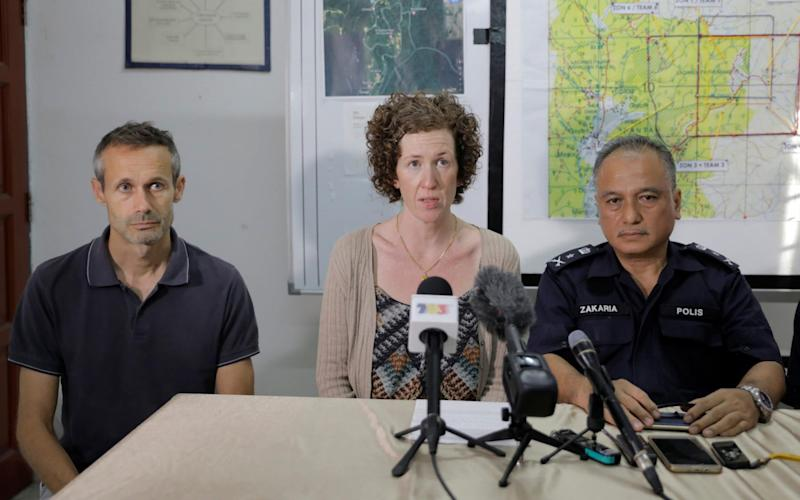 Nora Quoirin's parents have urged the police to investigate the case as a possible abduction - REUTERS