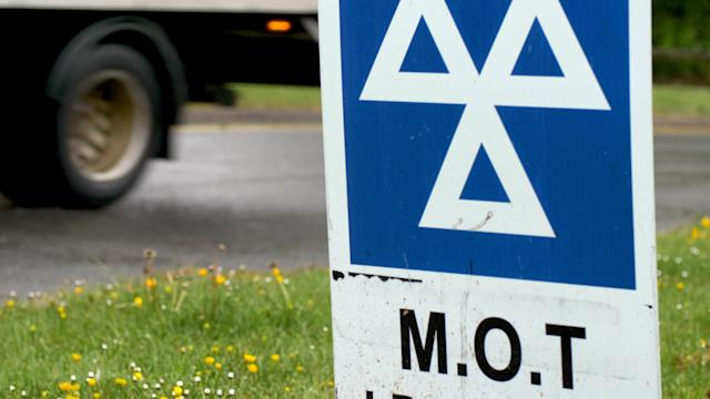 Vehicle owners will be given a six-month MOT exemption. (Getty)