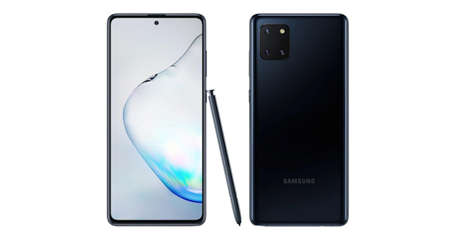 Smartphone Samsung Galaxy Note 10 Lite 128GB