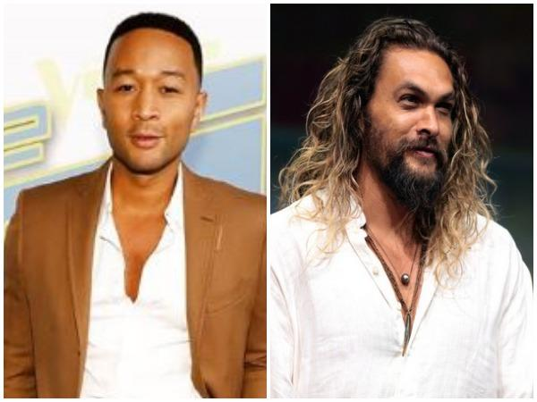 John Legend and Jason Mamoa (Image courtesy: Instagram)