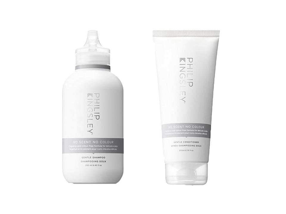 These hair products are specifically designed for women who are undergoing treatment for cancerPhilip Kingsley