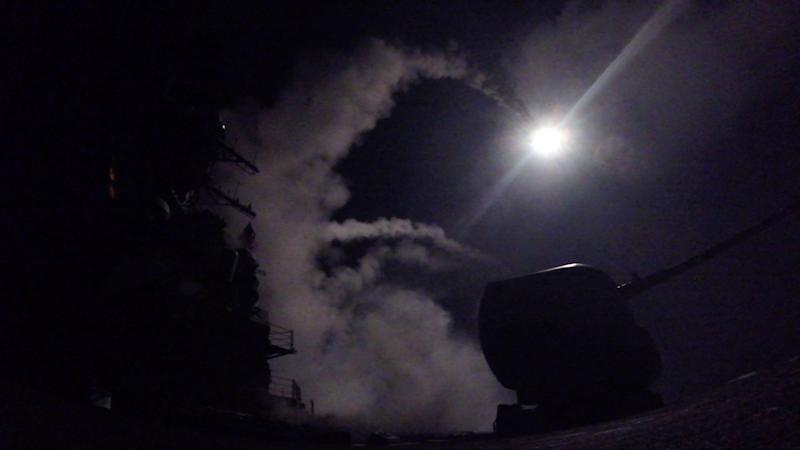 Sen. James Risch: U.S. Strikes in Syria Are a Turning Point for the World