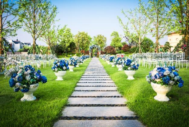 cost of wedding philippines - wedding venue and catering