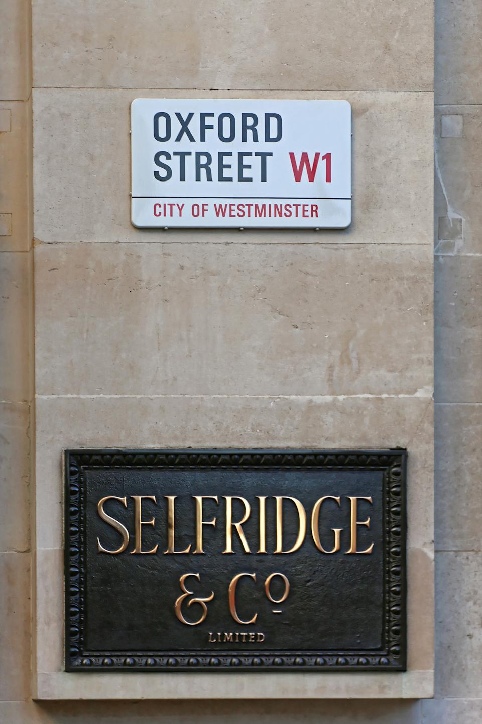 The store was founded in 1909 by Harry Gordon Selfridge. (Getty Images)