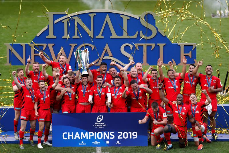 Challenge Cup and Champions Cup finals will not be held in Marseille - EPCR