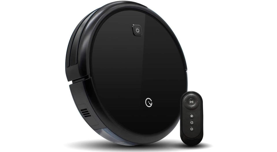 Yeedi K600 Robot Vacuum Cleaner (Photo: Amazon)