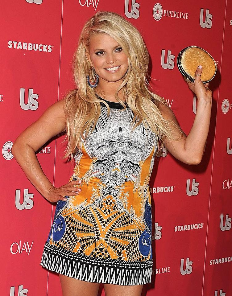 """Former pop idols Jessica Simpson and then-hubby Nick Lachey found the perfect way to step back into the spotlight: a reality show! The """"Irresistible"""" songstress and one-time hottie from boy band 98 Degrees shared their wackiest and most private moments from their marriage for MTV's """"Newlyweds: Nick and Jessica."""" Steve Granitz/<a href=""""http://www.wireimage.com"""" target=""""new"""">WireImage.com</a> - April 26, 2011"""