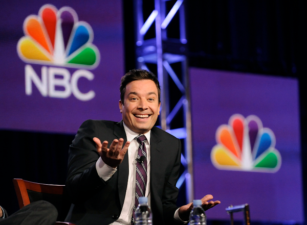 """Jimmy Fallon is set to host """"Saturday Night Live"""" with musical guest, Harry Stylez."""
