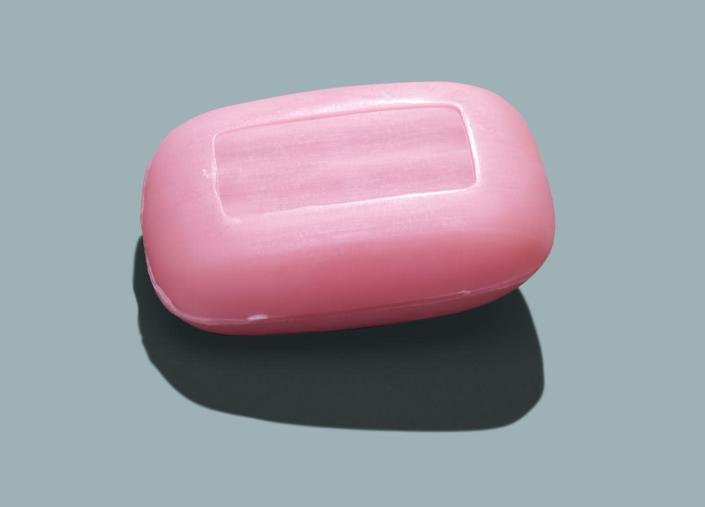 "<span class=""caption"">How many times a day do you use soap?</span> <span class=""attribution""><a class=""link rapid-noclick-resp"" href=""https://www.gettyimages.com/detail/photo/bar-soap-royalty-free-image/530859976"" rel=""nofollow noopener"" target=""_blank"" data-ylk=""slk:Paul Linse/The Image Bank via Getty Images"">Paul Linse/The Image Bank via Getty Images</a></span>"