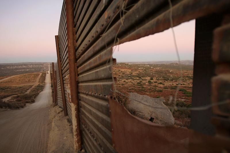 "We know what you're thinking -- sure, getting around the border fence is easy if you're fortunate enough to get a U.S. visa. But what if you can't. One way to skirt the problem: <a href=""http://www.foxnews.com/story/0,2933,350692,00.html"" target=""_blank"">the border's full of holes</a>."