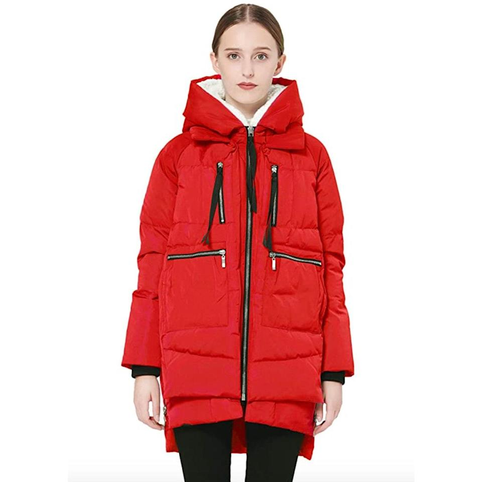 "Of all of the best Amazon Prime Day deals 2020 has brought us, this might be the most popular. Everyone and their mom has this coat, but it's famous <a href=""https://www.glamour.com/story/orolay-jacket-amazon-coat-review?mbid=synd_yahoo_rss"" rel=""nofollow noopener"" target=""_blank"" data-ylk=""slk:for a reason"" class=""link rapid-noclick-resp"">for a reason</a>. $247, Amazon. <a href=""https://www.amazon.com/Orolay-Womens-Thickened-Jacket-X-Small/dp/B07WR5QQ3G/ref=sr_1_1_sspa?"" rel=""nofollow noopener"" target=""_blank"" data-ylk=""slk:Get it now!"" class=""link rapid-noclick-resp"">Get it now!</a>"