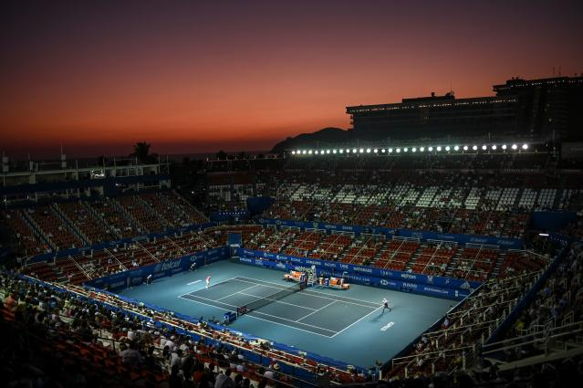 The WTA Tour was suspended until May 2 and tournaments in Stuttgart, Istanbul and Prague will not be held as scheduled.