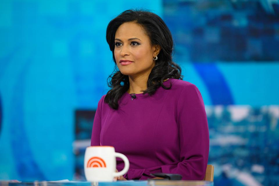 Kristen Welker is a journalist who has been with NBC since 2010.  (Photo: NBC via Getty Images)