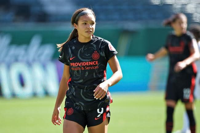 Rookie Smith hopes to build on successful Thorns debut