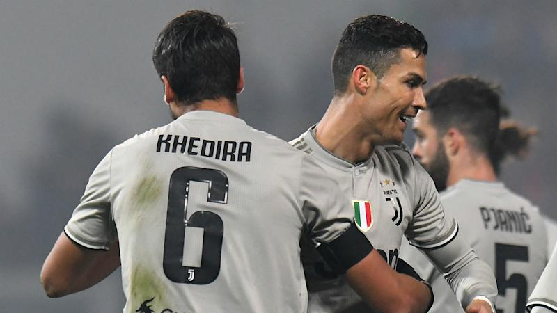 He is one of the best ever – Khedira hails extraordinary Ronaldo