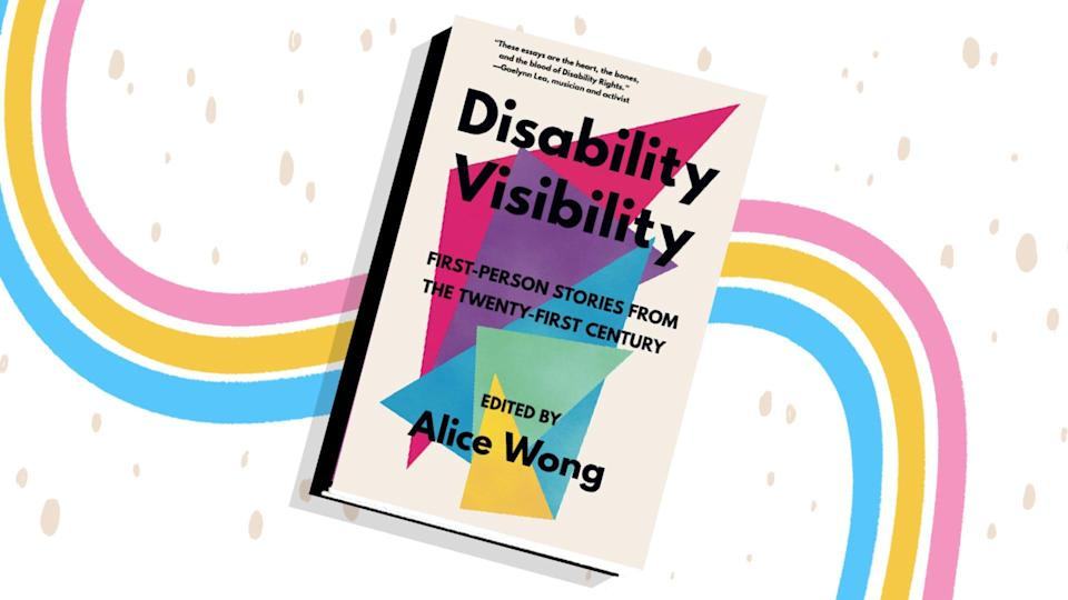 """""""Disability Visibility"""" is an anthology of essays from various people with disabilities."""