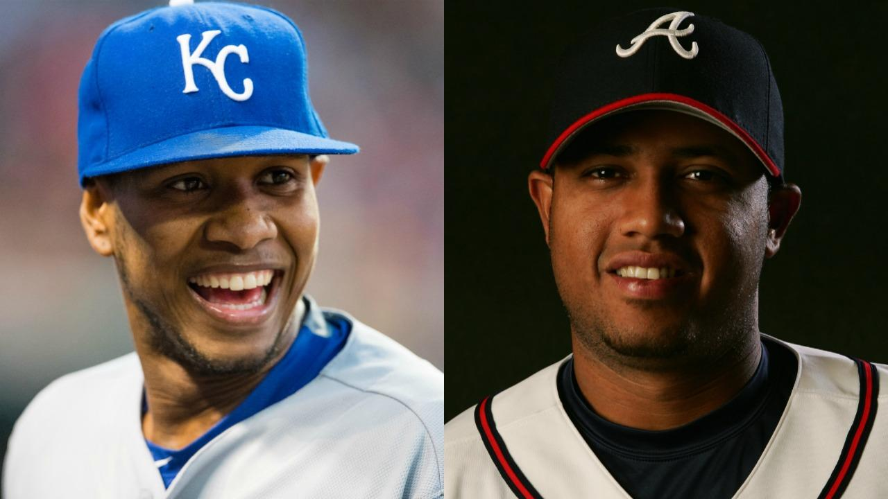 Ventura was part of the Royals' 2015 World Series rotation