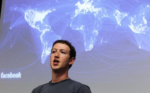Mark Zuckerberg has been under intense pressure to tackle fake news - Credit: Getty Images