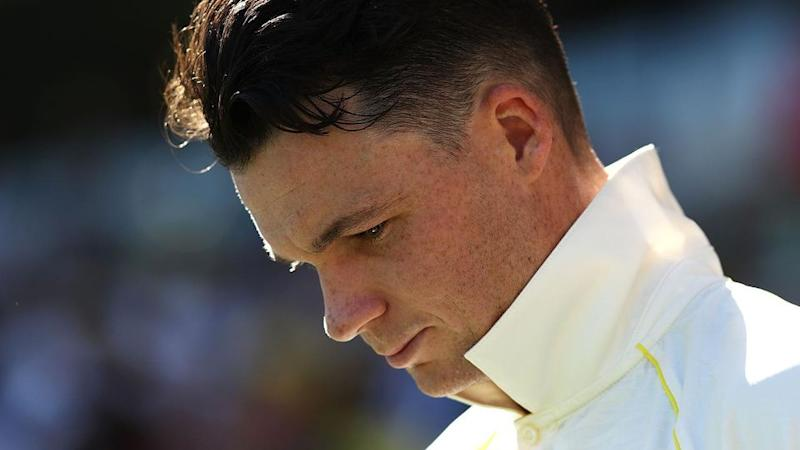Handscomb has struggled to find form so far this series. Pic: Getty