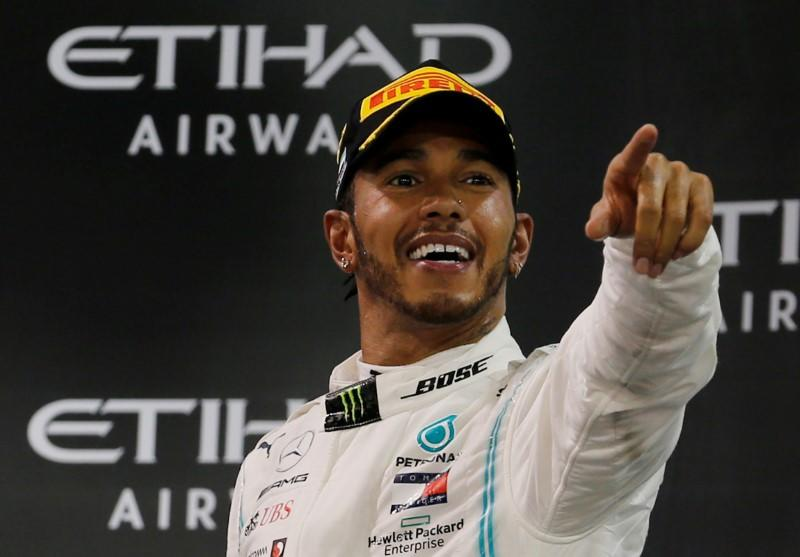 Hamilton warns he will be 'a machine'