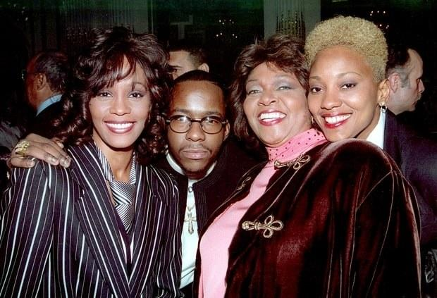 Robyn Crawford Confirms She Had a Romantic Relationship With Whitney Houston