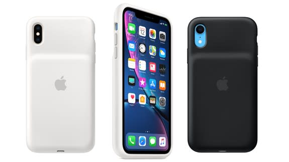 buy online d7992 d9aed Apple's now selling $129 Smart Battery Cases for the iPhone XR, XS ...