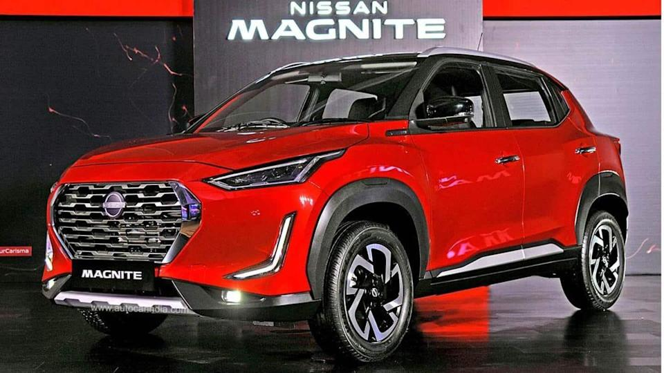 Ahead of launch, Nissan starts accepting bookings for Magnite SUV