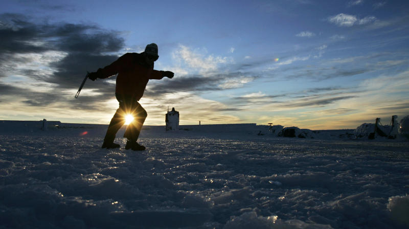 A U.S. Mountain Was Just The Second-Coldest Place On Earth