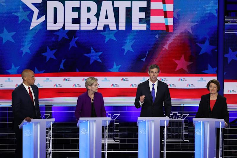 How organizers made trans rights a conversation at the Democratic debate