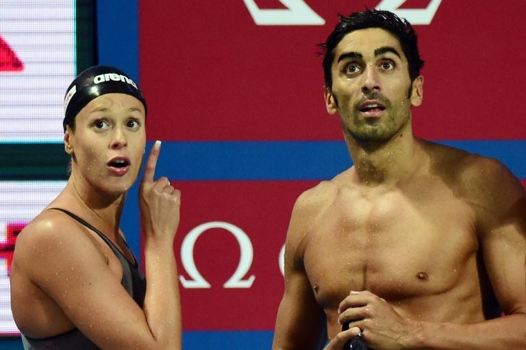 Filippo Magnini is as famous for his relationship with former Olympic champion Federica Pellegrini as for his own achievements