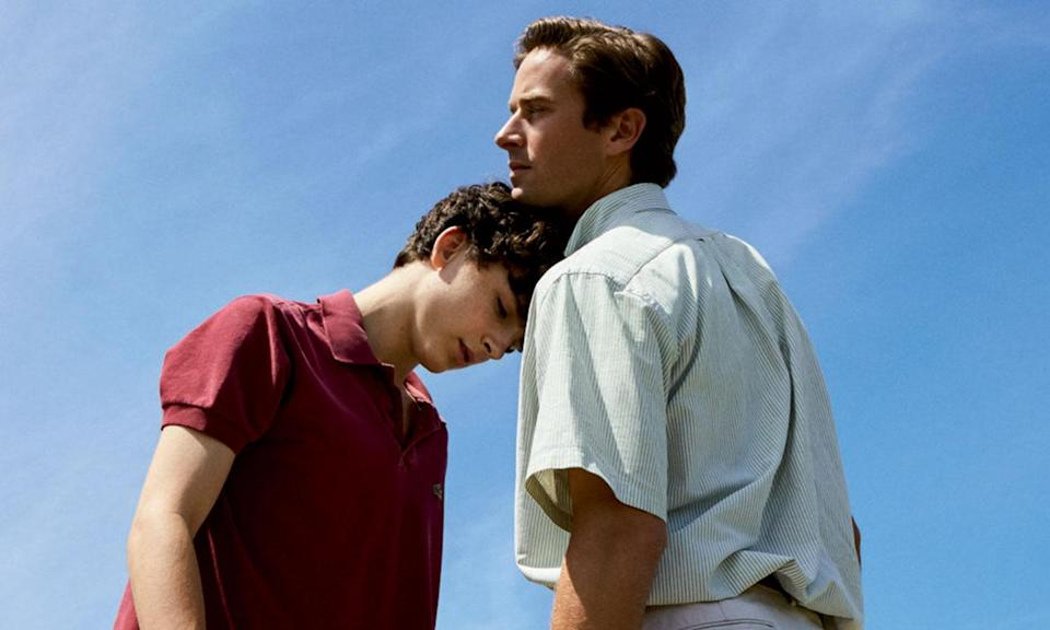 "<p>'Call Me by Your Name' is a film that celebrates love, and transports you to a sub-baked Italian village to remind you of the ineffable, inescapable feeling of falling for someone for the very first time, that makes for a nostalgic, beautiful drama. Oh, and Armie Hammer's dancing. – <i><a href=""https://twitter.com/stefanpape29"" rel=""nofollow noopener"" target=""_blank"" data-ylk=""slk:Stefan Pape"" class=""link rapid-noclick-resp"">Stefan Pape</a></i>. (Sony Pictures) </p>"