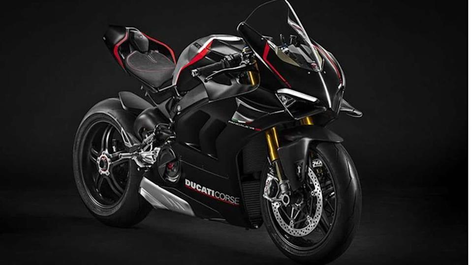2021 Ducati Panigale V4 SP unveiled with a 113hp engine