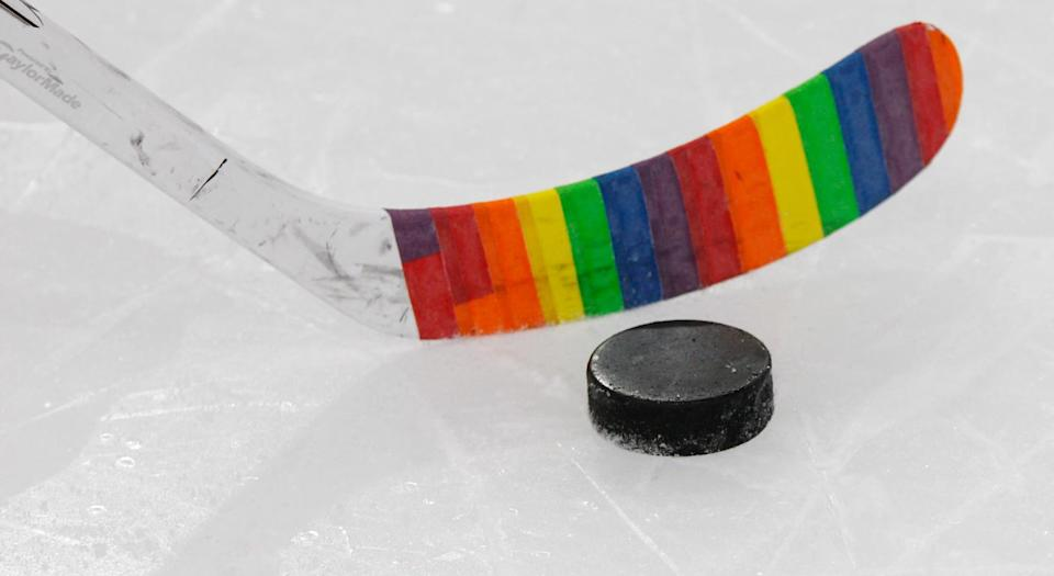 """The NHL suggests it will """"reassess"""" if the """"bathroom bill"""" is enacted in the Texas senate. (AP Photo/Jeffrey T. Barnes)"""