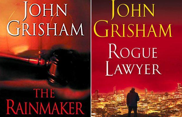 Hulu Scraps Plans to Develop John Grisham Shared Universe With 'Rogue Lawyer' and 'Rainmaker'