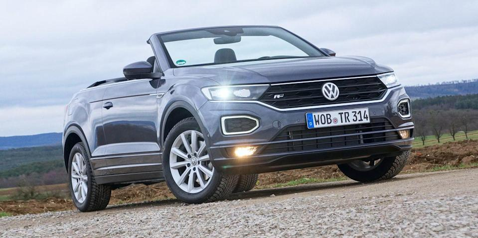 first drive 2021 vw troc cabriolet is another try at the