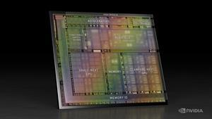 NVIDIA DRIVE Atlan is a next-generation AI-enabled processor for autonomous vehicles that will deliver more than 1,000 trillion operations per second and targets automakers' 2025 models.