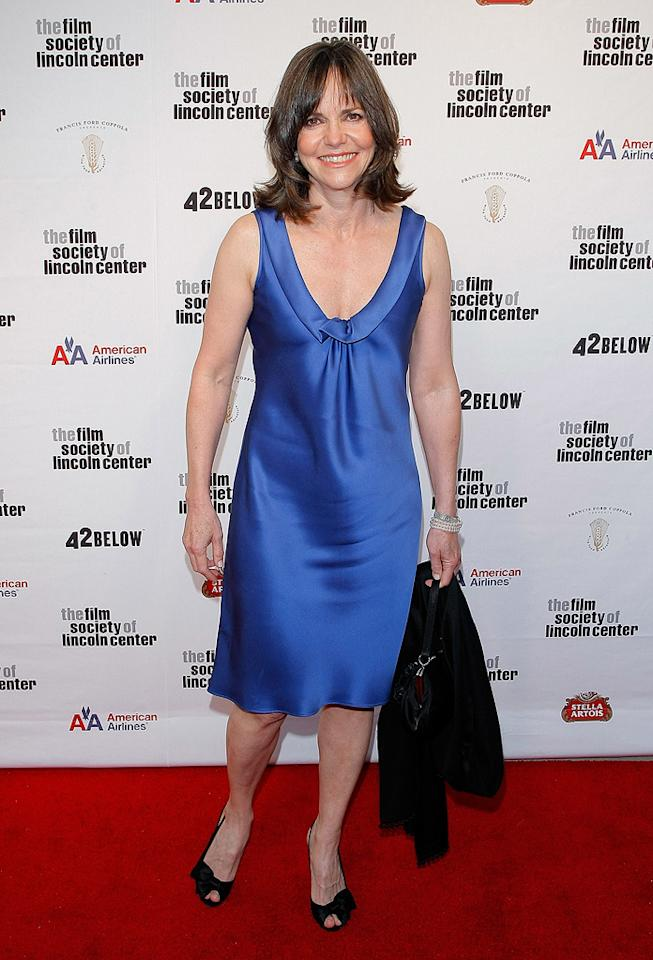 "<a href=""http://movies.yahoo.com/movie/contributor/1800012318"">Sally Field</a> at the 36th Film Society Of Lincoln Center's Gala tribute honoring Tom Hanks - 04/27/2009"