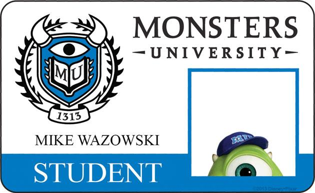 Who's who at Monsters University