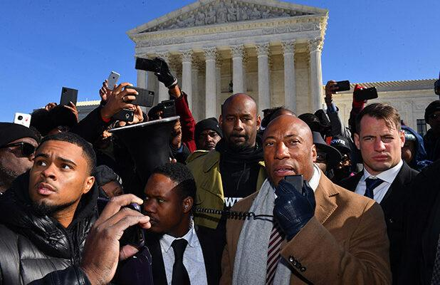 Supreme Court Justices Quiz Byron Allen's Lawyers on Legal Standards for Racial Discrimination Cases