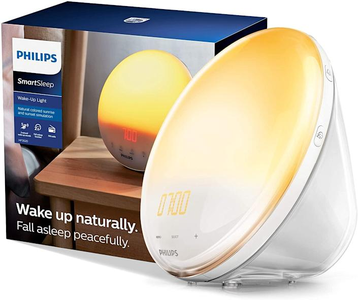 Philips wake-up light, best Christmas gifts for women