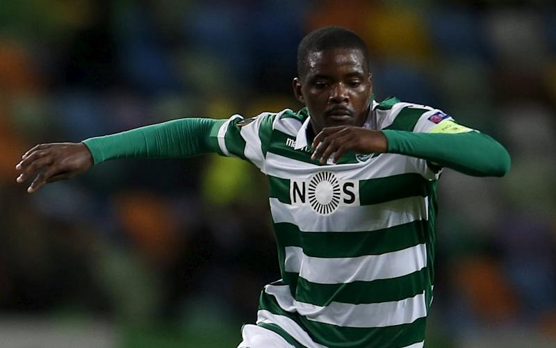 William Carvalho, theSporting Lisbonmidfielder, has been identified as a possible summer transfer by West Bromwich Albion manager Tony Pulis - Reuters